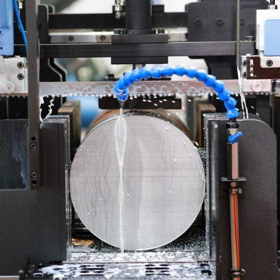 bi metal şerit testere